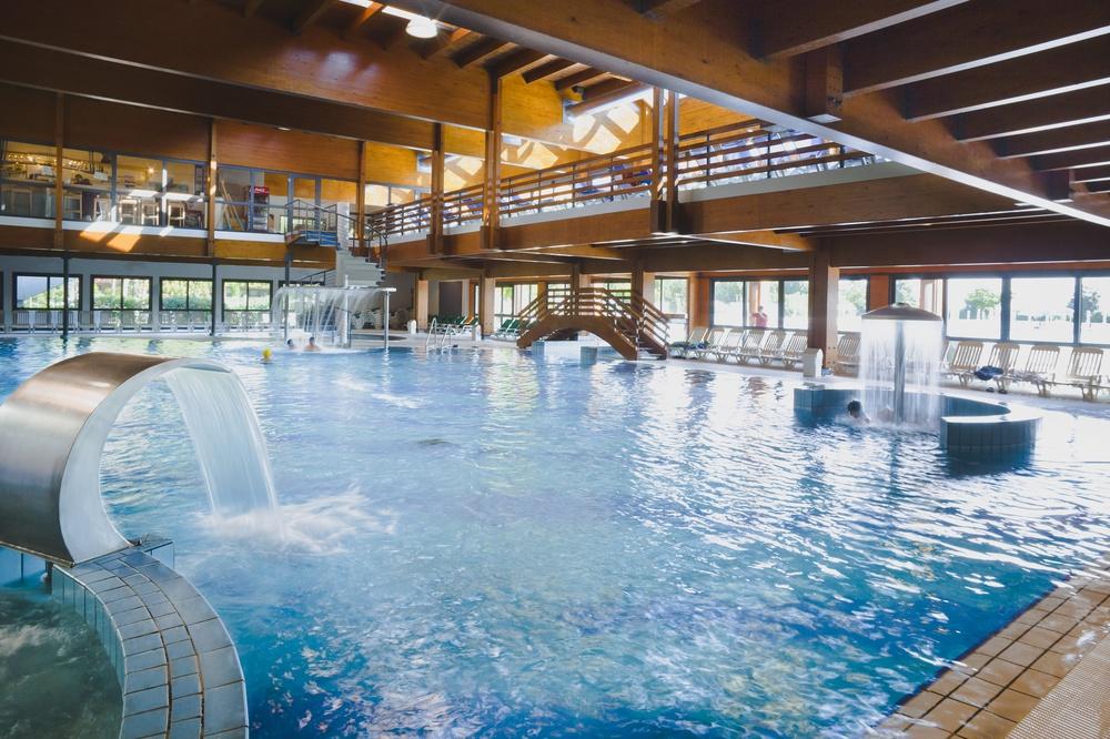 Bibione thermae lignano sabbiadoro for Piani di piscina coperta