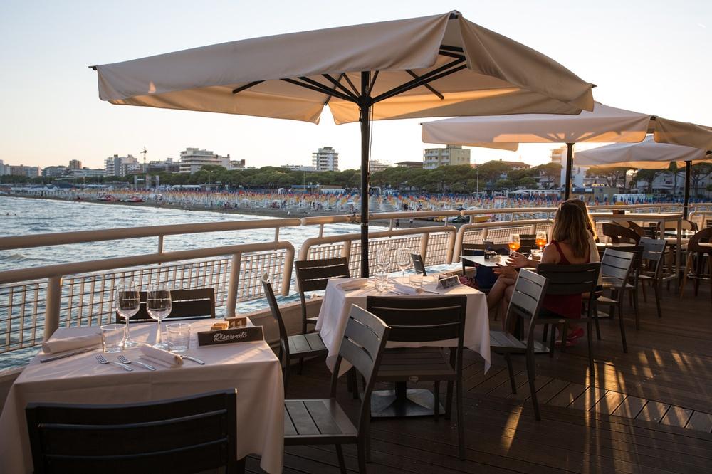 Terrazza a Mare Restaurant - Lignano Sabbiadoro