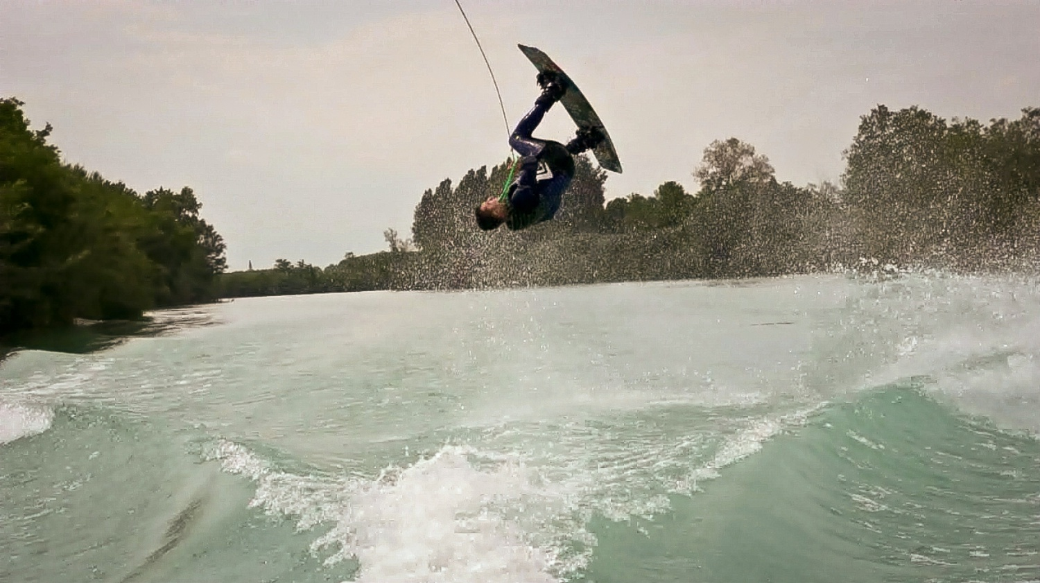 Wake Board mit Wake Now A.S.D. in Lignano