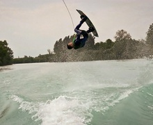 Wakeboard with Wake Now A.S.D. in Lignano