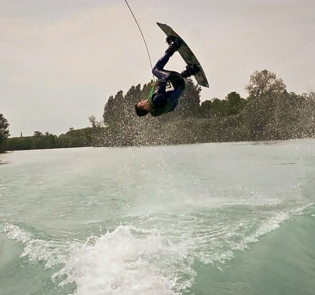 Wake Board con Wake Now A.S.D. a Lignano