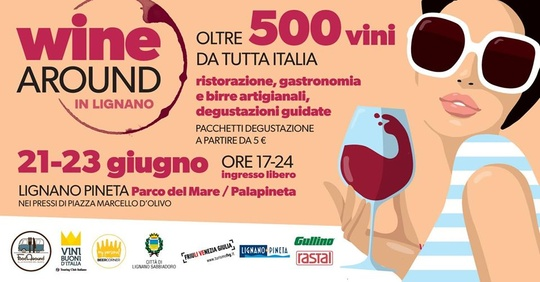 Wine Around Lignano