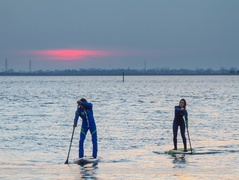 Escursione in SUP a Lignano Sabbiadoro - Ph. Marco Scantimburgo