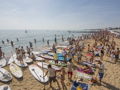 Sup Race in Lignano